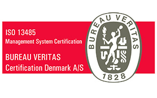 Bureau Veritas certifikat